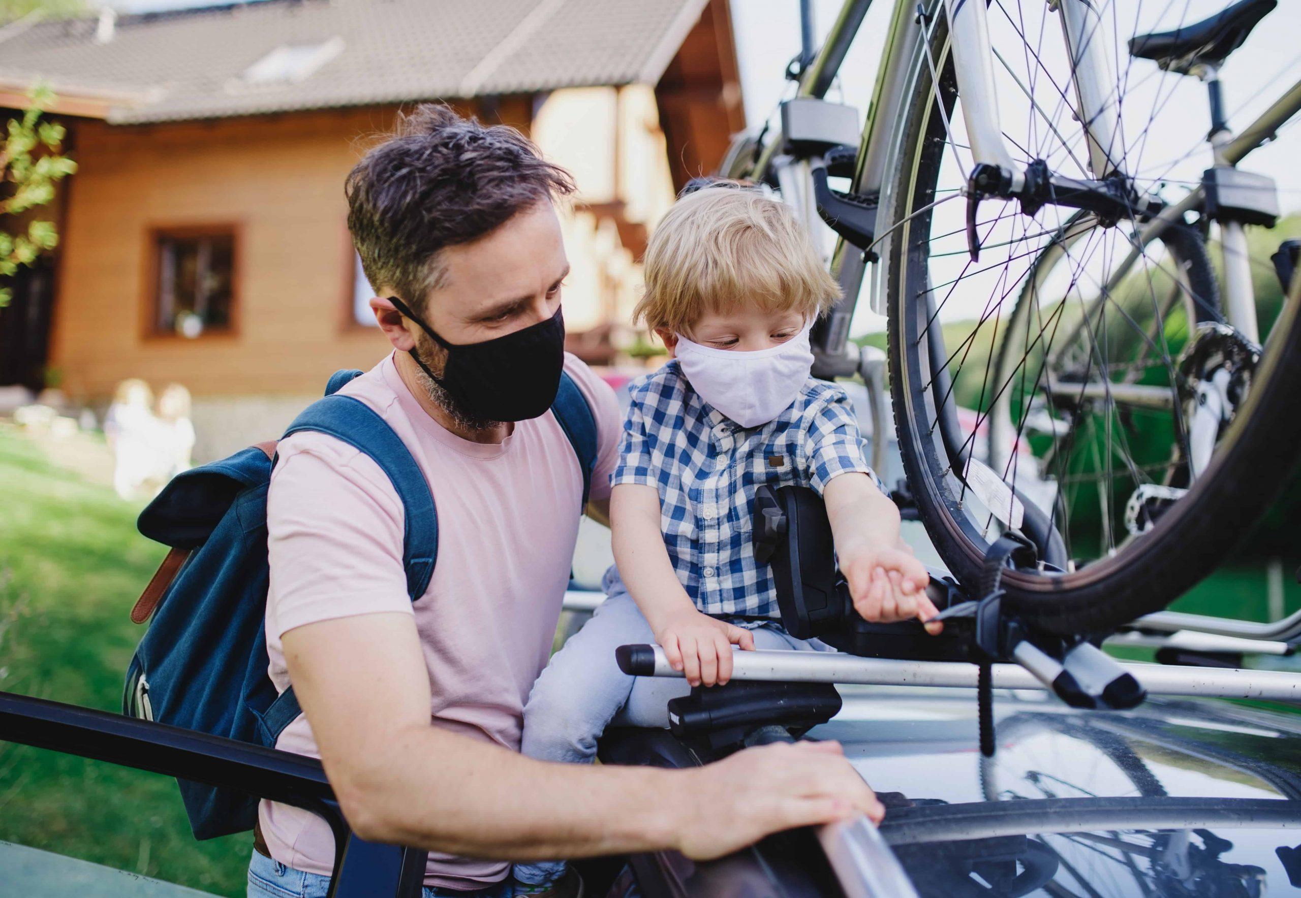 מנשאי אופניים –הדרך הבטוחה לרכב עם אופניים בכל מקום